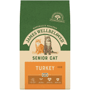 Wellbeloved Senior Cat Turkey & Rice 1.5kg