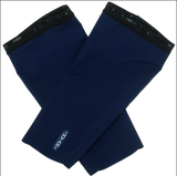 invani mens reversible knee warmers black blue