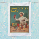 Don't Stand in Lloyd George's Sauce Tea Towel (Lifestyle)