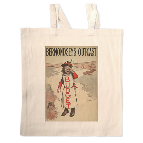 Bermondsey's Outcast Long Handled Tote Bag