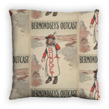 Bermondsey's Outcast Feather Cushion