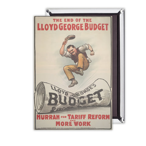 The End of Lloyd George's Budget Magnet