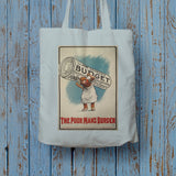 The Poor Man's Burden Long Handled Tote Bag (Lifestyle)
