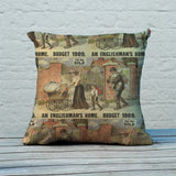 To be sold - an Englishman's Home Feather Cushion (Lifestyle)