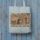 To be sold - an Englishman's Home Long Handled Tote Bag (Lifestyle)