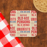 Old-age pensions will be continued by the Unionists Cork Coaster (Lifestyle)