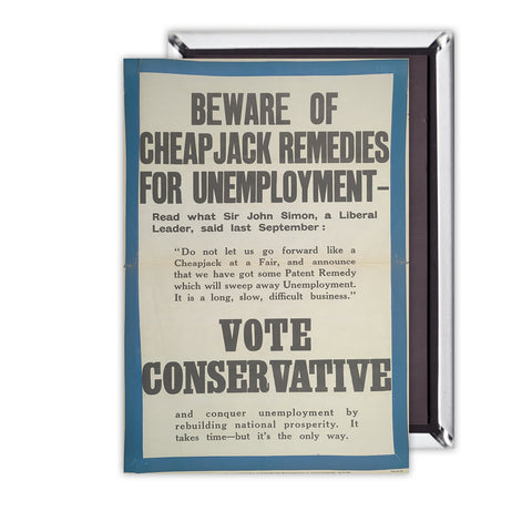 Beware of cheap jack remedies for unemployment Magnet – The