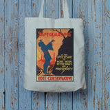 Safeguarding Long Handled Tote Bag (Lifestyle)