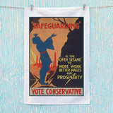 Safeguarding Tea Towel (Lifestyle)