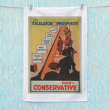 Smoke Baldwin's security mixture. Tea Towel (Lifestyle)