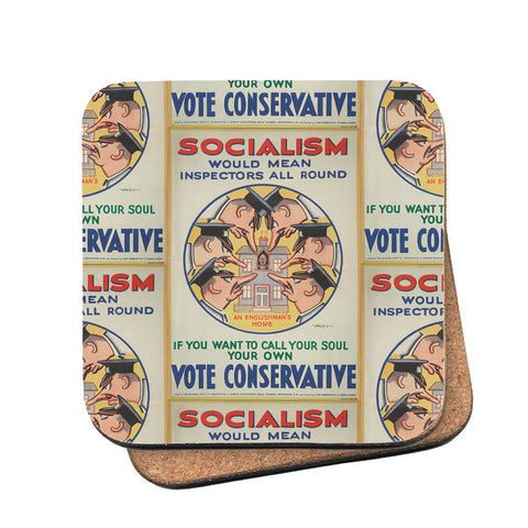 Socialism would mean inspectors all round Cork Coaster