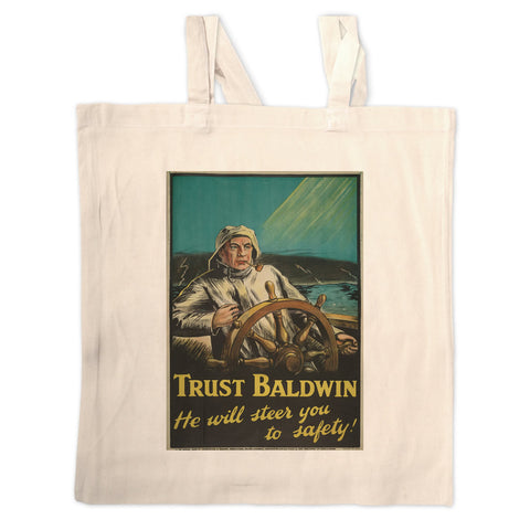 Trust Baldwin Long Handled Tote Bag