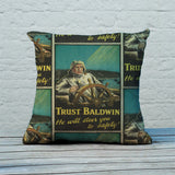 Trust Baldwin Feather Cushion (Lifestyle)