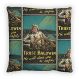 Trust Baldwin Feather Cushion