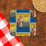 Smokeless chimneys and anxious mothers! Cork Coaster (Lifestyle)