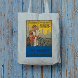 Smokeless chimneys and anxious mothers! Long Handled Tote Bag (Lifestyle)