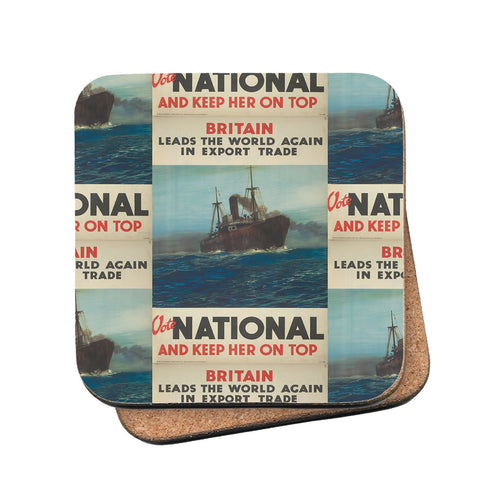 Britain leads the world again in export trade Cork Coaster