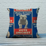 Make Britain great again Feather Cushion (Lifestyle)