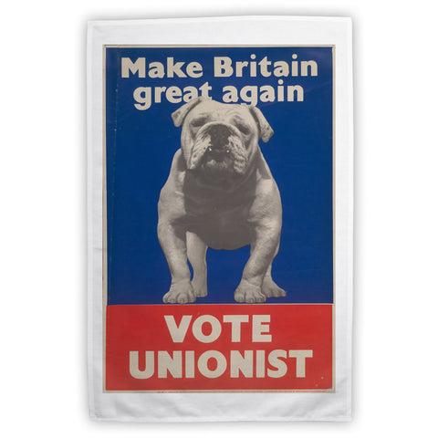 Make Britain great again Tea Towel