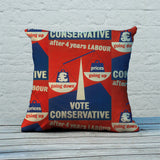 After four years of Labour pound down, prices up Feather Cushion (Lifestyle)