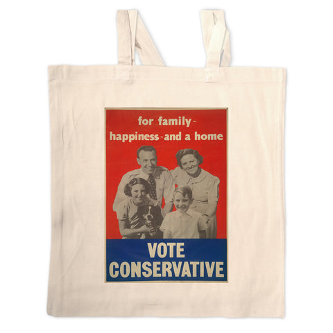 For family happiness and a home Long Handled Tote Bag