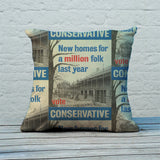 New homes a million folk last year Feather Cushion (Lifestyle)