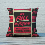 It's FULL employment Feather Cushion (Lifestyle)