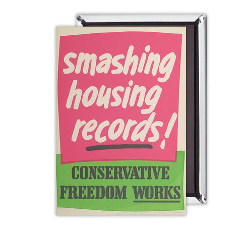 Smashing housing records! Magnet