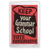 Keep your grammar school Tea Towel