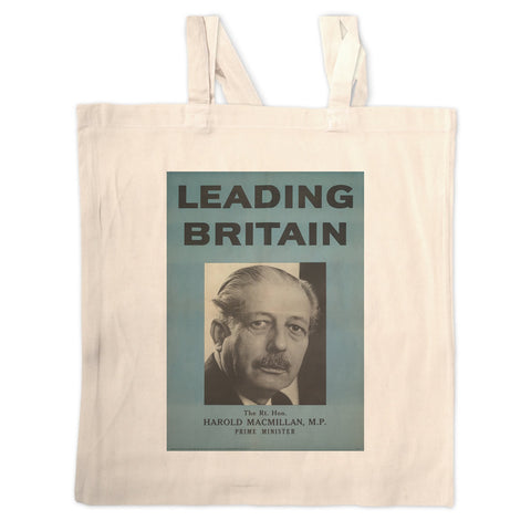 Press advertisements. Leading Britain Long Handled Tote Bag