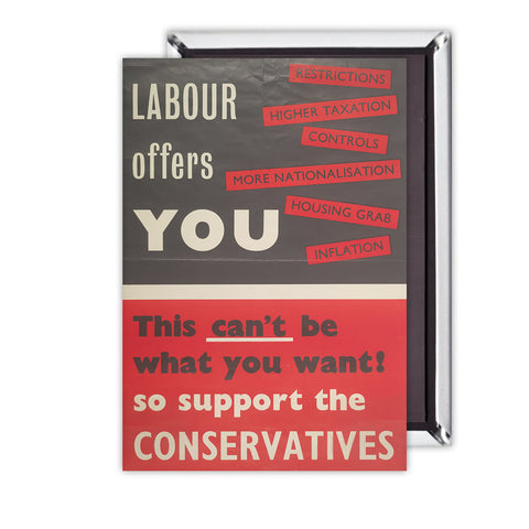 Labour offers you restrictions Magnet