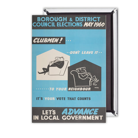 Borough and district council elections Magnet