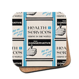 Health Services Cork Coaster