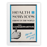 Health Services Art Print