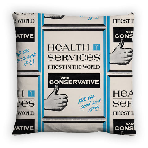 Health Services Feather Cushion
