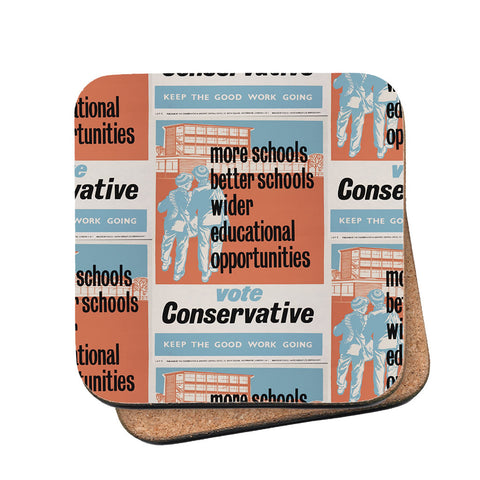 More schools, better schools, wider educational opportunities Cork Coaster