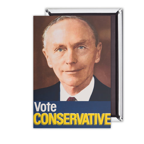 Vote Conservative (Douglas Home) Magnet