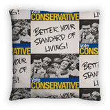 Better your standard of living! Feather Cushion