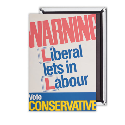 Warning. Liberal lets in Labour Magnet