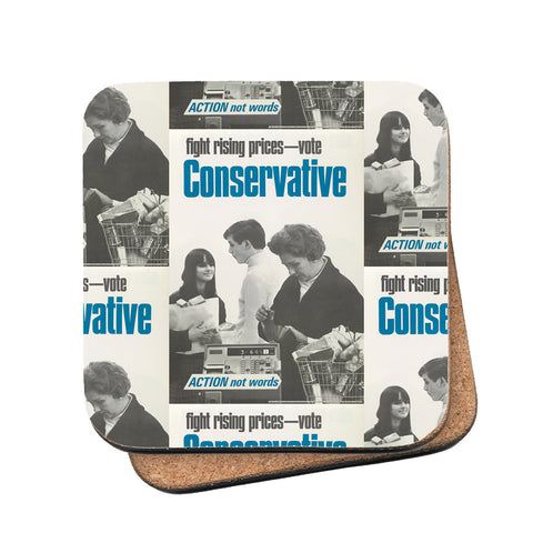 Fight rising prices Cork Coaster