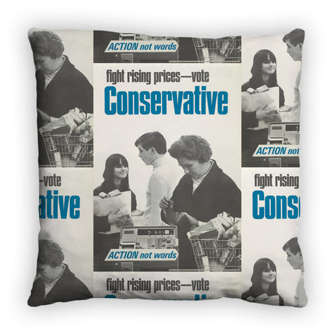 Fight rising prices Feather Cushion