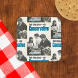 Fight rising prices Cork Coaster (Lifestyle)