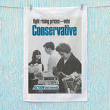 Fight rising prices Tea Towel (Lifestyle)