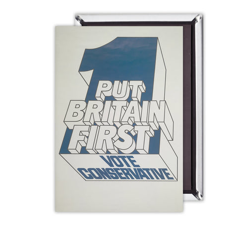 Put Britain first Magnet