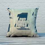 Put Britain first Feather Cushion (Lifestyle)