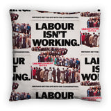 Britain's better off with the Conservatives Feather Cushion