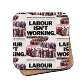 Britain's better off with the Conservatives Cork Coaster