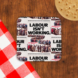 Britain's better off with the Conservatives Cork Coaster (Lifestyle)