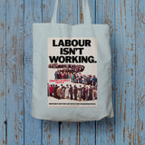 Britain's better off with the Conservatives Long Handled Tote Bag (Lifestyle)
