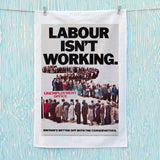Britain's better off with the Conservatives Tea Towel (Lifestyle)